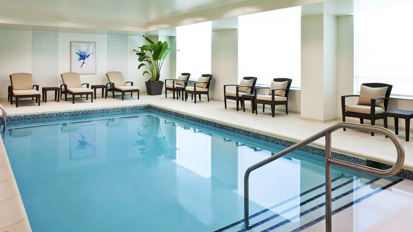 Hotel Features - Indoor Pool