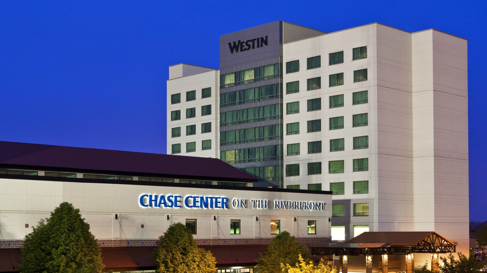 The Westin Wilmington - Chase Center